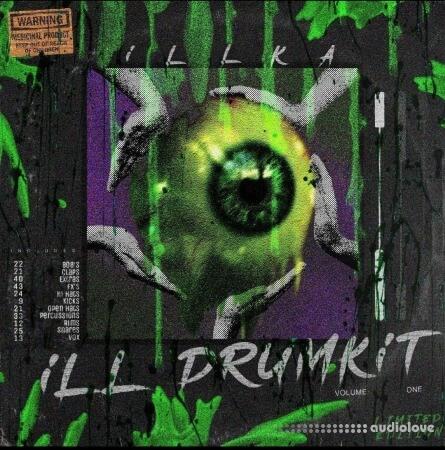 iLLKA iLL Drumkit