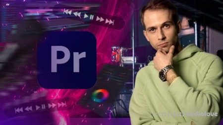 Udemy Premiere Pro 2021 Video Editing Course from Beginner to Pro