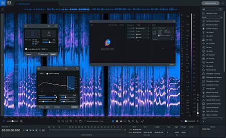 iZotope RX 9 Audio Editor Advanced v9.0.0 WiN MacOSX
