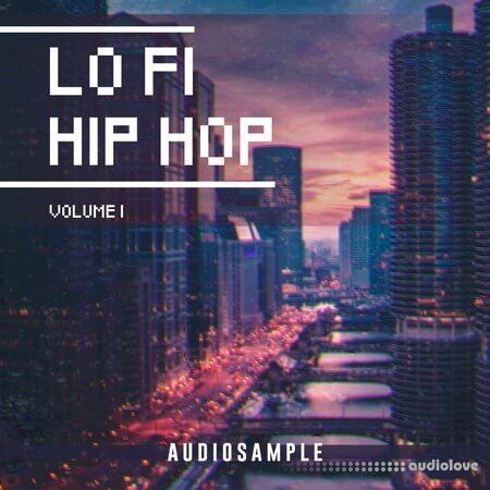 Audiosample Lo Fi Hip Hop Vol.1 WAV