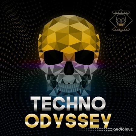 Skeleton Samples Techno Odyssey WAV