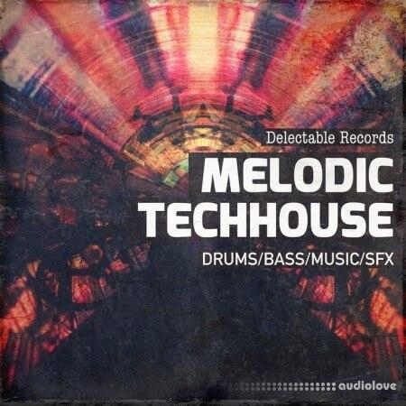 Delectable Records Melodic TechHouse 01