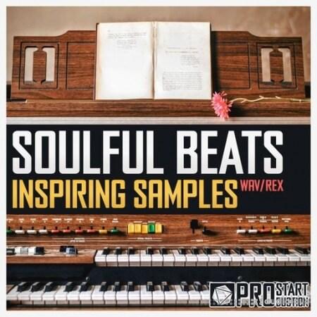 Pro Star Productions Soulful Beats Inspiring Samples WAV