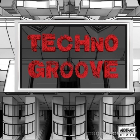 Abstract State Techno Groove WAV