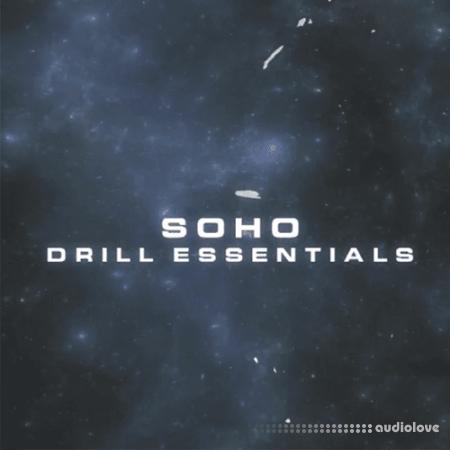 MASONXBEATS SOHO Drill Essentials Drumkit + Sample Kit WAV DAW Templates