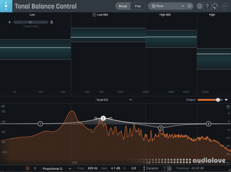 iZotope Tonal Balance Control Pro v2.4.0 CE WiN