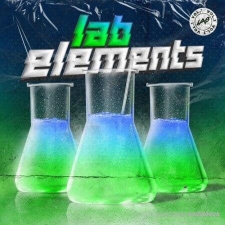 LAB Recordings LAB Elements Vol.1 Synth Presets WAV