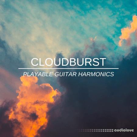 Iam Lamprey Cloudburst - Playable Guitar Harmonics KONTAKT