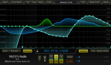 NUGEN Audio SEQ-S v1.3.0.7 WiN MacOSX