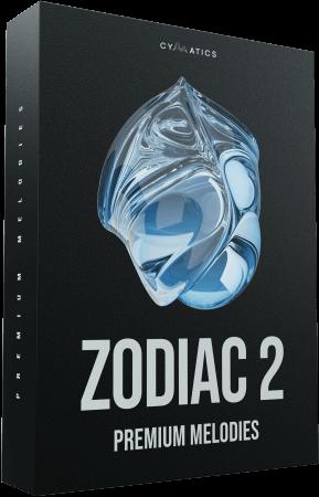 Cymatics Zodiac Vol.2 Melody Collection