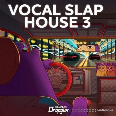 Dropgun Samples Vocal Slap House 3 WAV Synth Presets