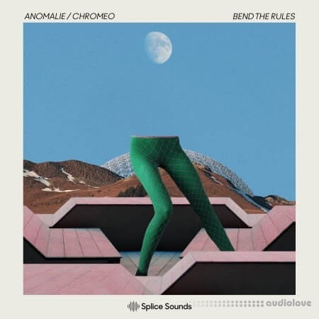 Splice Sounds ANOMALIE / CHROMEO: Bend The Rules Sample Pack WAV Synth Presets
