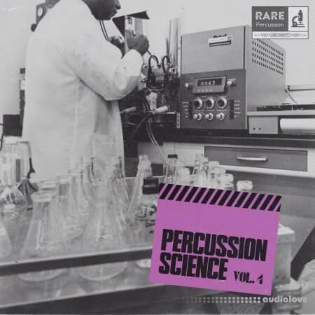 RARE Percussion Percussion Science Volume 4 WAV