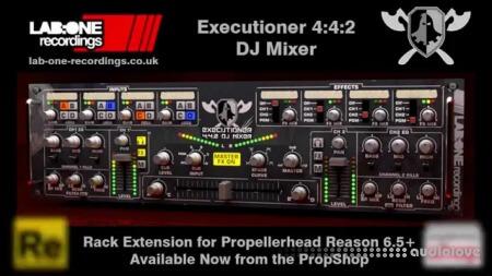 Reason RE Lab One Recordings Executioner Dj Mixer v1.0.1 WiN