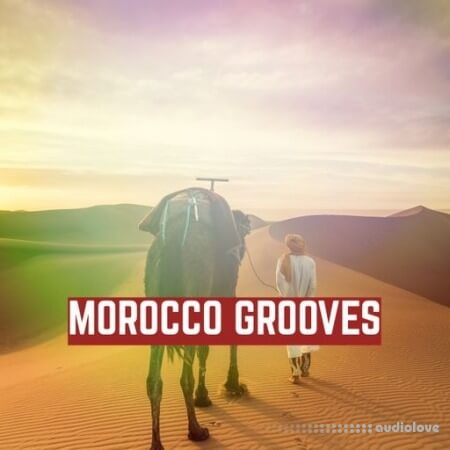 Fume Music Morocco Grooves WAV