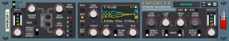 Reason RE Lab One Recordings Enforcer Dynamic Saturator v1.0.1 WiN
