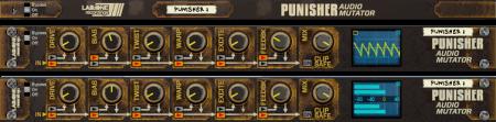 Reason RE Lab One Recordings Punisher Audio Mutator v1.0.1 WiN
