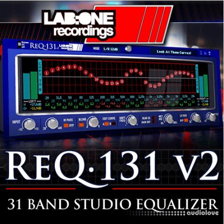 Reason RE Lab One Recordings ReQ131 31 Band EQ