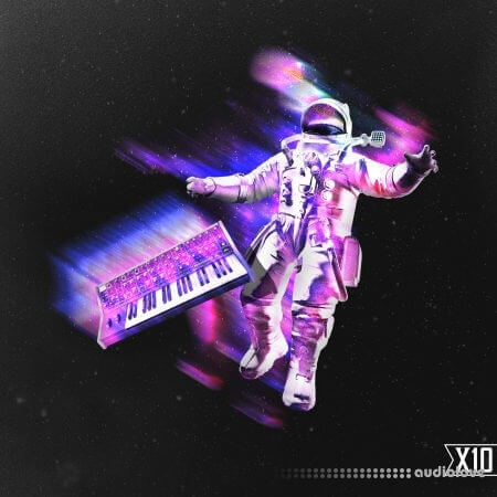 X10 Sol Melodics Trap and RnB In Space WAV