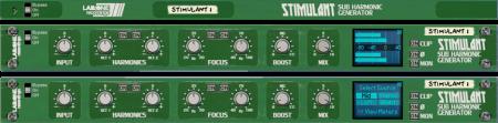 Reason RE Lab One Recordings Stimulant Subharmonic Generator
