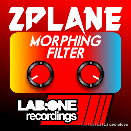 Reason RE Lab One Recordings Zplane Morphing Filter