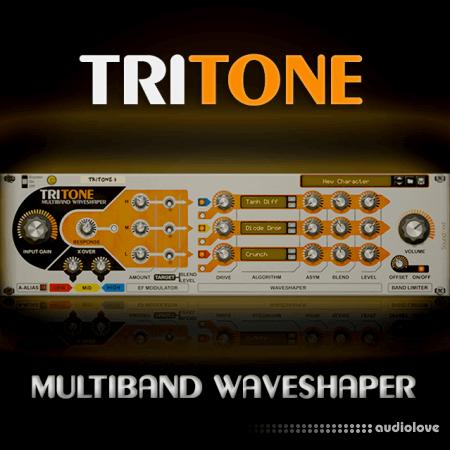 Reason RE SoundMod Tritone Multiband Waveshaper v1.1.4 WiN