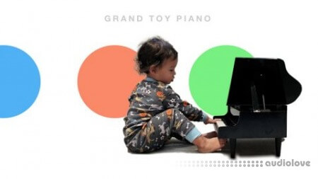 Soniccouture Toy Pianos KONTAKT