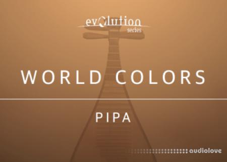 Evolution Series World Colors Pipa KONTAKT