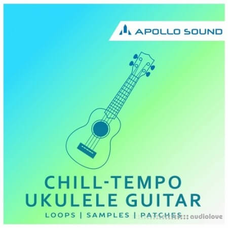 APOLLO SOUND Chill-Tempo Ukulele Guitar
