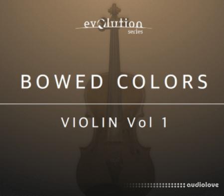 Evolution Series Bowed Colors Violin Vol.1 KONTAKT