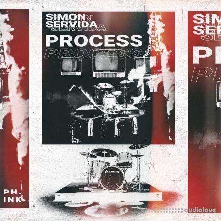 Simon Servida Process Drum Kit WAV