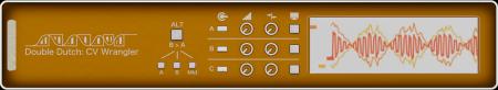 Reason RE 17 Frames Media Double Dutch CV Wrangler v1.0.0 WiN