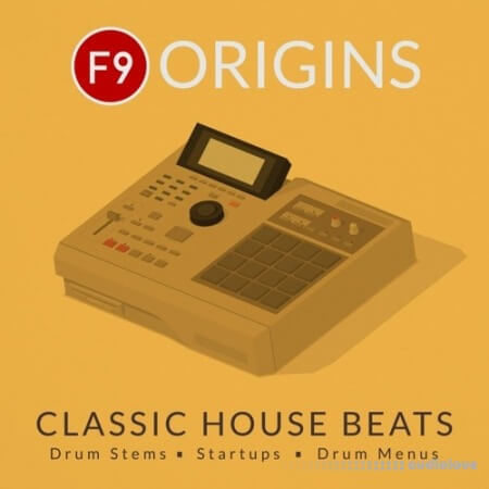 F9 Origins Beats Classic House Beats