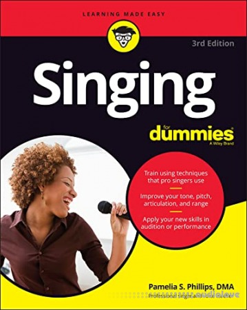 Singing For Dummies, 3rd Edition