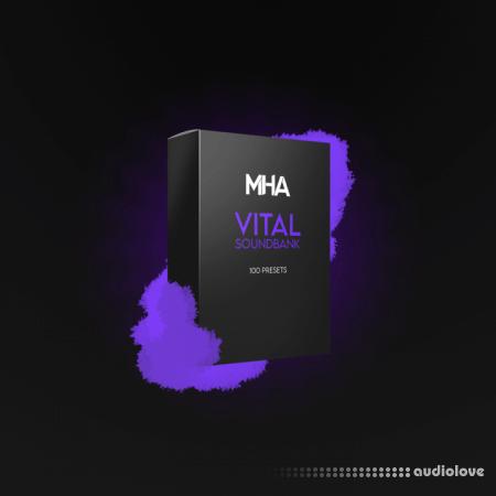 MHA Vital Soundbank Vol.1 Synth Presets