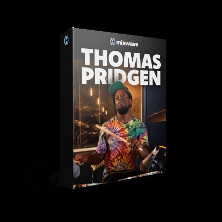 MixWave Thomas Pridgen Drums