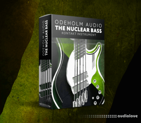 Odeholm Audio The Nuclear Bass
