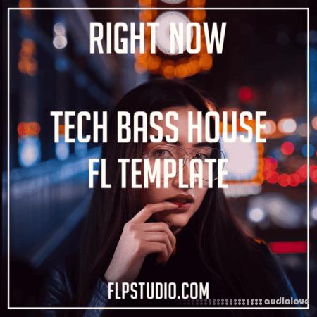 FLP Studio Tech Bass House Fl Studio Template - Right Now