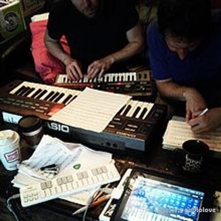 Make Audio Academy Composición y Teoría Musical Moderna III