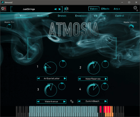 Channel Robot Atmosia 2