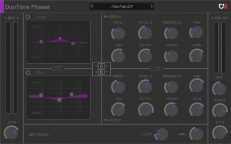 Channel Robot DuoTone Phaser