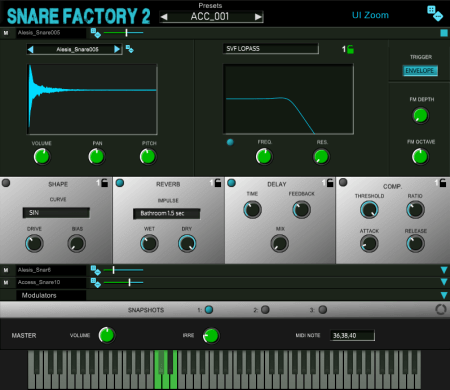 Channel Robot Snare Factory 2