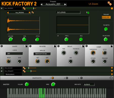 Channel Robot Kick Factory 2