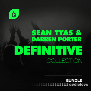 Freshly Squeezed Samples Sean Tyas and Darren Porter Definitive Collection Bundle