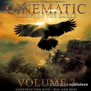 Mainroom Warehouse Cinematic Flight Of The Eagle Volume 3