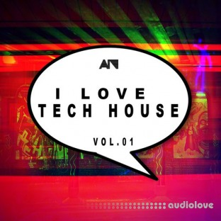About Noise I Love Tech House Vol.01