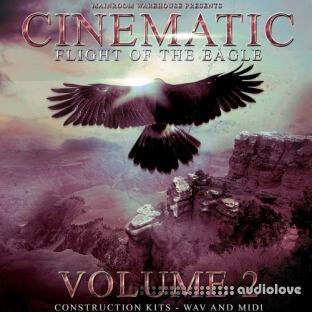 Mainroom Warehouse Cinematic Flight Of The Eagle Volume 2