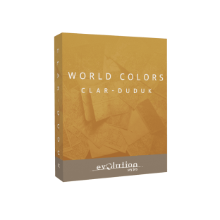 Evolution Series World Colors Clar Duduk