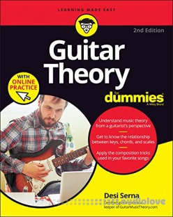 Guitar Theory For Dummies with Online Practice, 2nd Edition