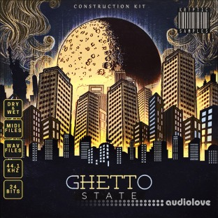 Kryptic Samples Ghetto State